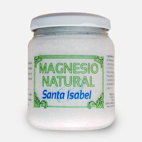 Magnesio Natural 240 g. 100% Natural