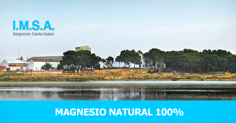 Magnesio natural 100%