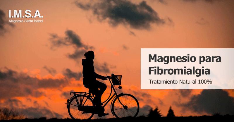 Magnesio para el tratamiento de la fibromialgia