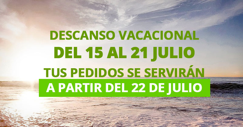 Vacaciones de verano Magnesio Santa Isabel